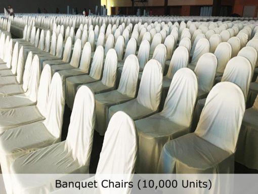 Banquet-Chairs-10000-units | TentHouz Malaysia